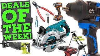 Hot Tools Deals of the Week! (1/11/21) W/Crazy Hot Special Deal!!!