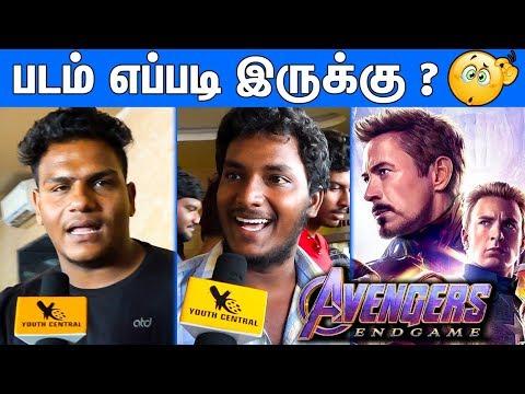 😍 ஐயோ CLIMAX  வேற லெவல்ல இருக்கு : Avengers Endgame Public Review   Vijay Sethupathi   Ironman