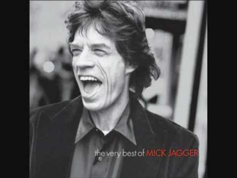 Mick Jagger - Evening Gown