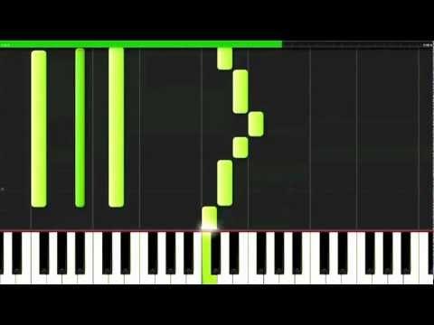 Tutorial Piano Reodors Ballade (Flaaklypa)