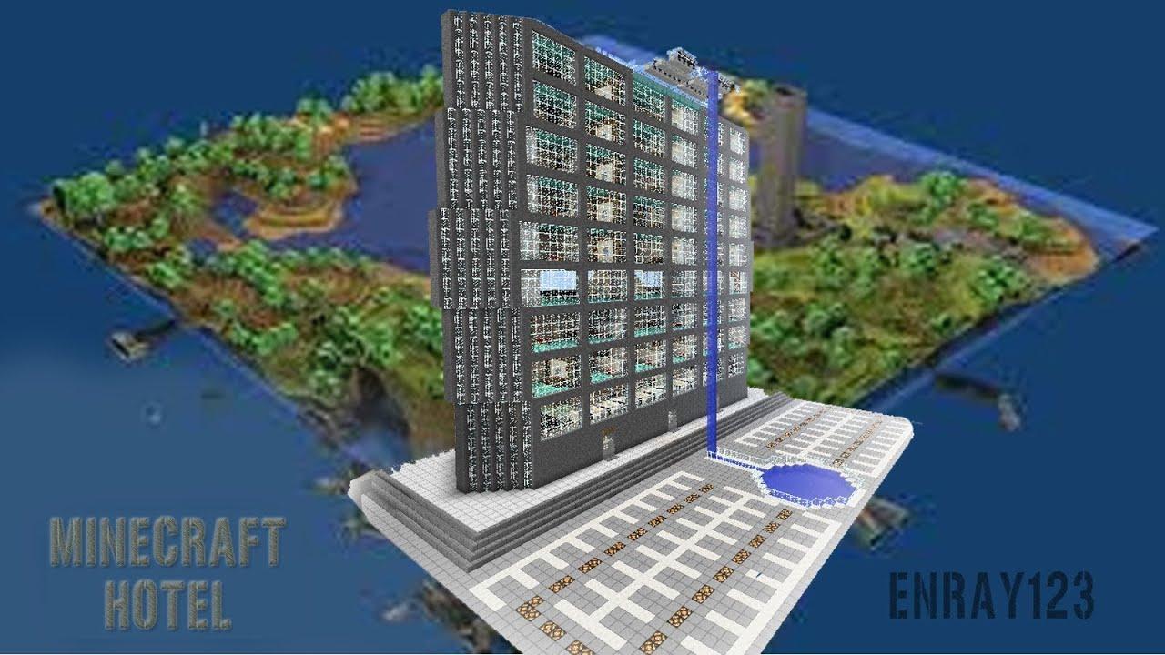 Minecraft - Luxe Hotel