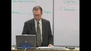 Лекция 15 Богословие отцов эры после Никейского собора -- 325-460 гг. часть 1
