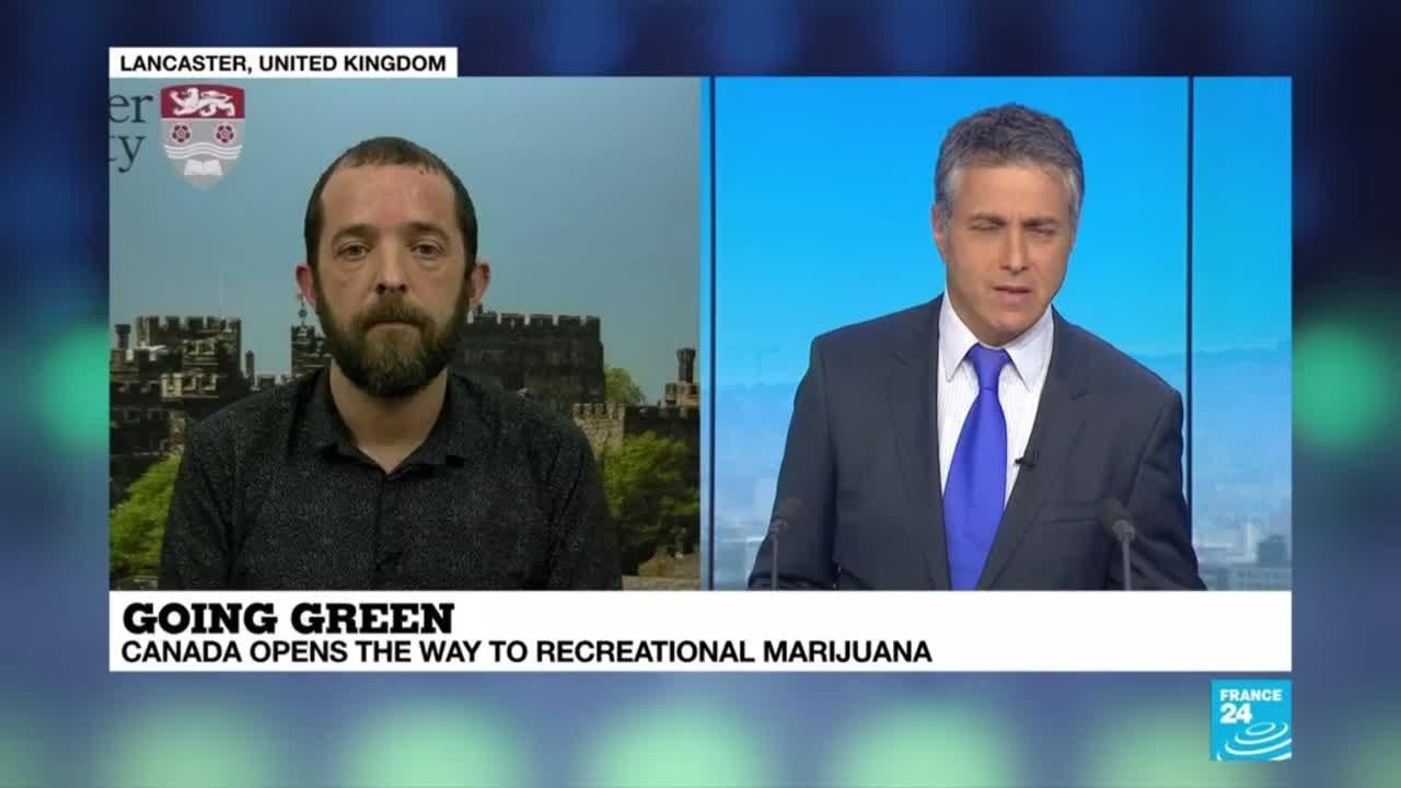 فرانس 24:Legalisation of marijuana is a
