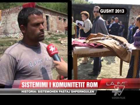Sistemimi i komunitetit rom - News, Lajme - Vizion Plus