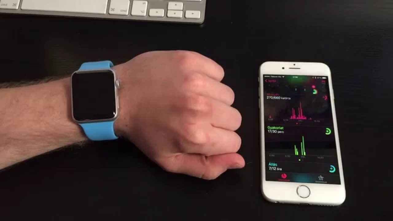 fogyás app iwatch