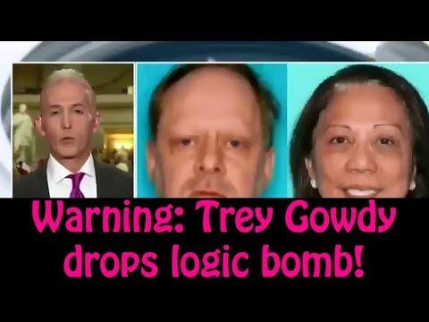 Trey Gowdy DESTROYS Gun Control after Las Vegas Massacre