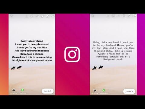CARA MERUBAH FONT INSTA STORY / BIO INSTAGRAM ☁️