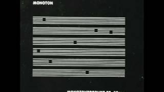 Monoton | Wasser (Water) | 1982