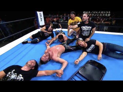 Image result for Being The Elite (Episode 101): NJPW G1 Fallout youtube
