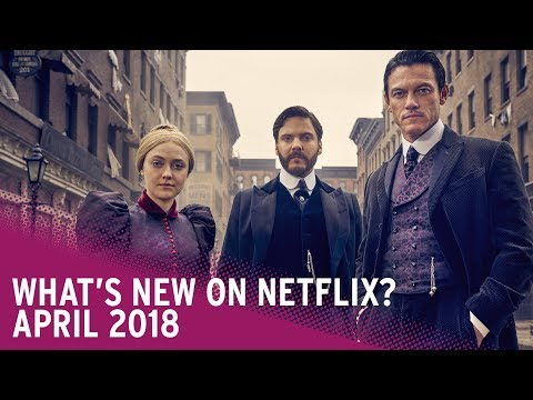 What's new on Netflix in April 2018?