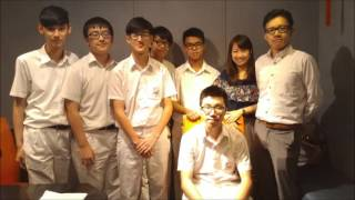 23 香港鄧鏡波書院-第五組 六四事件