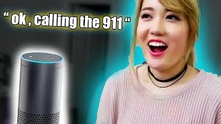 ➰ Top Amazon Alexa TROLLS On Twitch (Streamers getting TROLLED By Viewers)