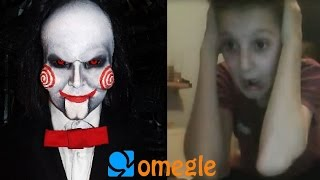 Billy the Puppet goes on Omegle!