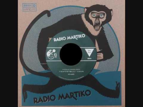 RM004 - Vassilis Vassiliadis - Tsifetelli 1969