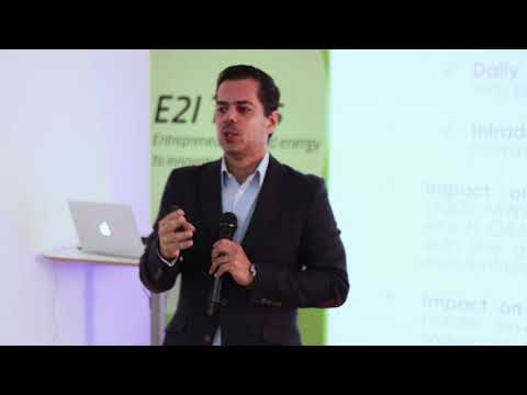 E2I Talks Lisbon 2017- Pedro Leao - My energies: 5 stories
