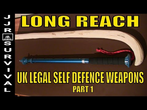 UK LEGAL SELF DEFENCE WEAPONS (LONG REACH)