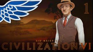 Civ6 Australia   Ancient Era - Civilization 6 Gathering Storm Gameplay Ep. 1