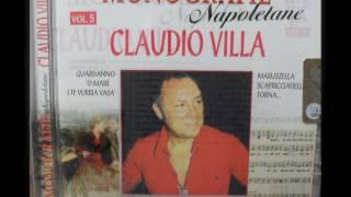 Claudio Villa   -    Chitarratella   ( Live )