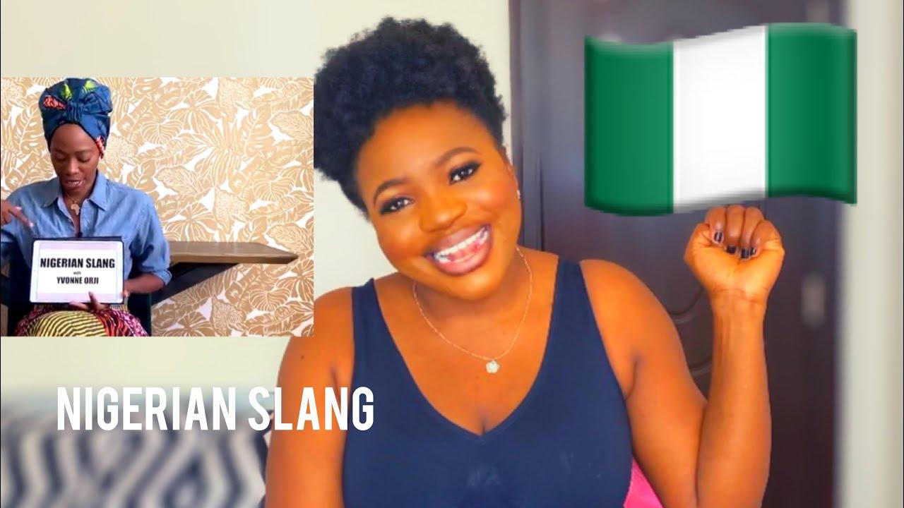 Download NIGERIAN SLANG | VANITY FAIR || YVONNE ORJI