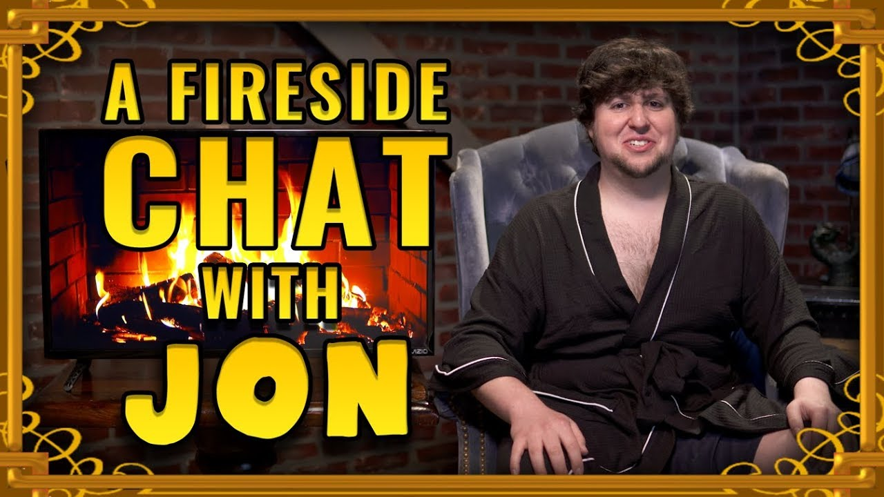 A Fireside Chat with JonTron (Updates, Funny Stories, and YouTube)