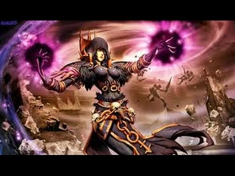 Destruction warlock enchants gems