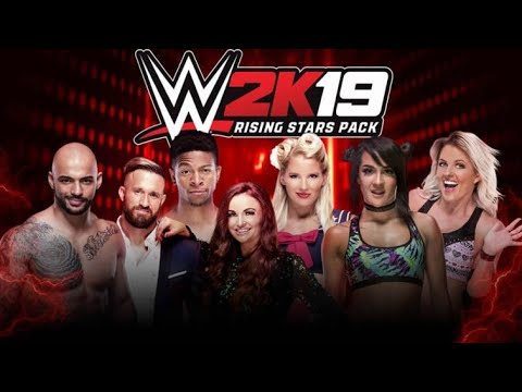 WWE 2K19 Rising Stars Pack |