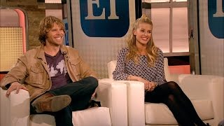 Meet TV's 'It' Couple Eric Christian Olsen & Sarah Wright