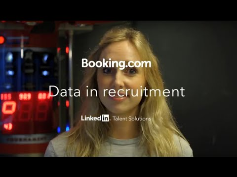 Case Study: How Booking.com Recruits Talent Using LinkedIn