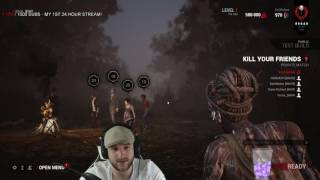 Dead by Daylight - HAG VS DBD DEVS 5 SHOWMATCHES! (LONG ONE!)