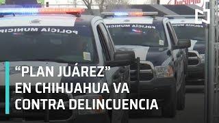 Chihuahua aplica plan especial para enfrentar a delincuentes - Las Noticias thumbnail