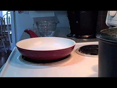 aeternum Cookware by Bialetti - saute pan Review Video