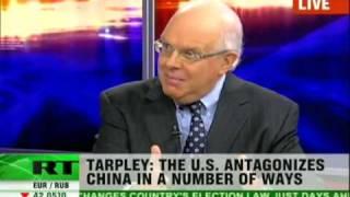 US-China faceoff over Taiwan and Dalai Lama - RT 100203