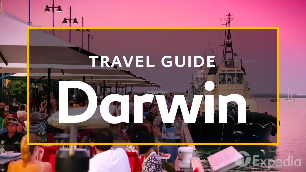 Tv interview: darwin travel guide the big bus youtube.