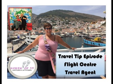 North of 35 Travel Tip: Flight Centre Travel Agent