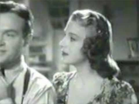 Two Sleepy People - Shirley Ross & Bob Hope (1938 version, from