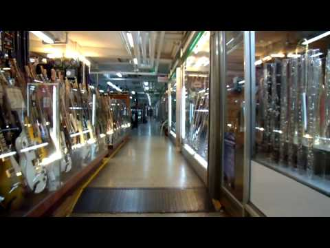 The Biggest Music Store in the World-Nakwon Music Arcade