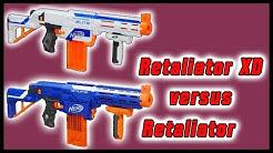 Nerf Retaliator Elite XD [deutsch/german]