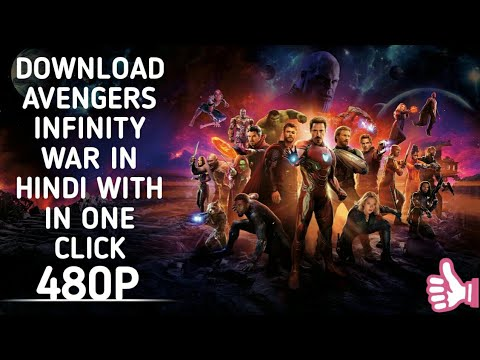 avengers infinity war full movie in hindi download 480p