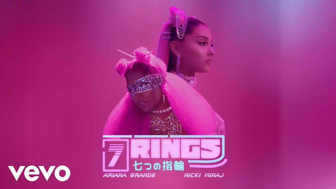 Ariana Grande - 7 rings (feat. Nicki Minaj) [MASHUP] - YouTube
