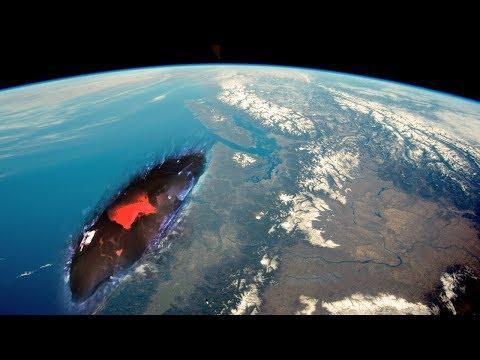 Новая Огромная Дыра на нашей планете