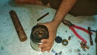 Repair and Fix Mixer Mini Pot in Hindi/Urdu   Repair and Fix Chatni Pot Problem   Repair Mixer Vati