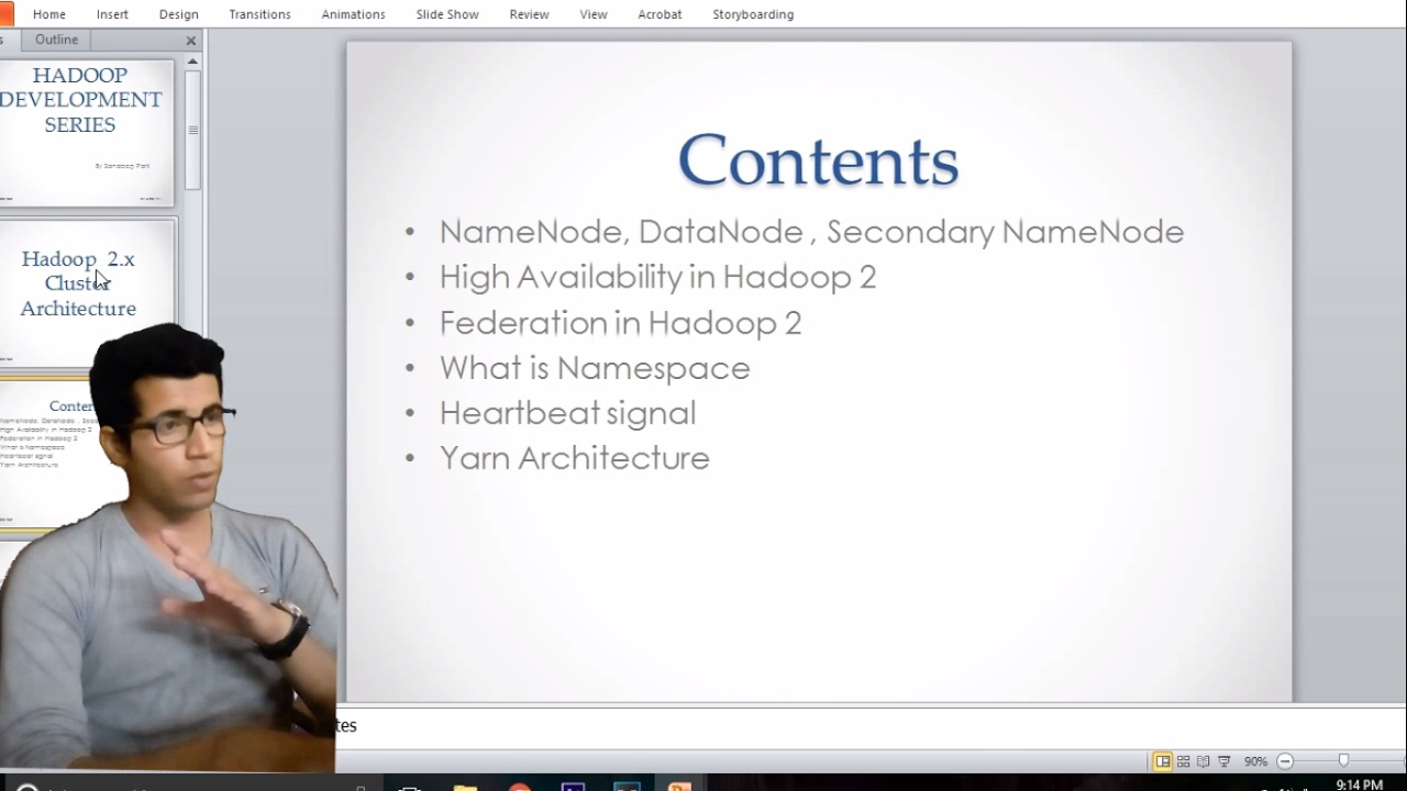 Hadoop 2 x architecture hindi youtube for Hadoop 2 x architecture