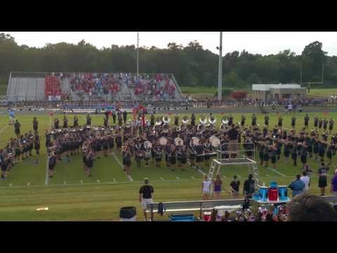 Porter Ridge High School Band of Pirates - 2016 Star Spangled Banner
