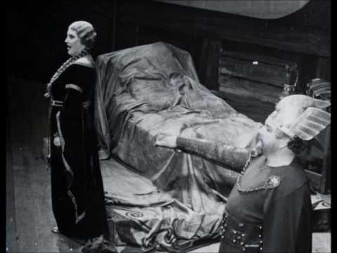 Tristan & Isolde 1941 Met (Flagstad, Melchior, Huehn, Kipnis, Thorborg - Leinsdorf)