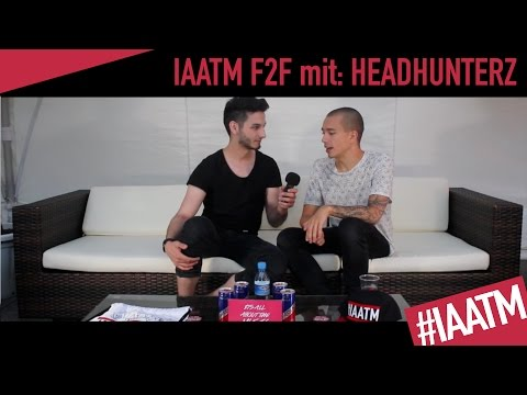 Headhunterz about Return to Defqon.1 | Collab with KSHMR | Interview