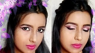 Shimmery Eye Makeup Look || 2018 Special