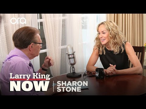 Sharon Stone On Being A 'Sex Symbol,' Changes In Hollywood & Health Issues