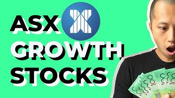 3 ASX Growth Stocks You Shouldn't Ignore // Investing In Shares ASX