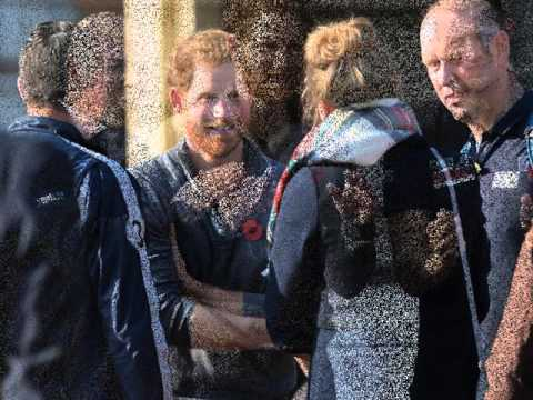 Prince Harry's FURY about treatment of Sgt Alexander Blackman