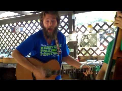 "Jack Wilson ""Ft. Sumner"" 2009 Kerrville Folk Festival Staff Records Store"
